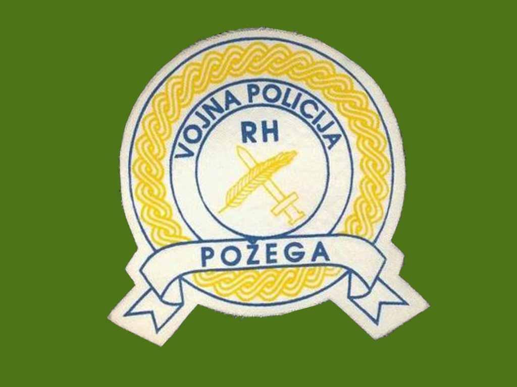 Požega, proslavljena 20. obljetnica Vojne policije