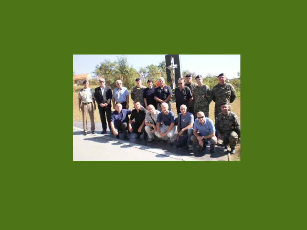 Karlovac,spomen na obljetnicu Vojne policije