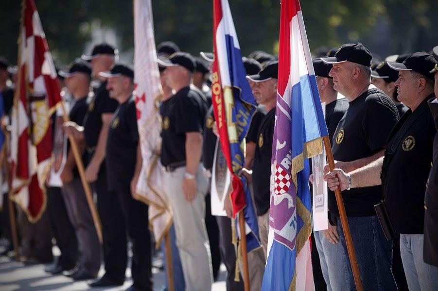 20.godina Vojne policije OS RH