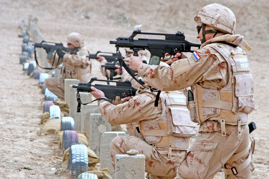 """Uoči 3. međunarodnog simpozija """"Multinacionalne vojnopolicijske postrojbe u operacijama podrške miru"""""""