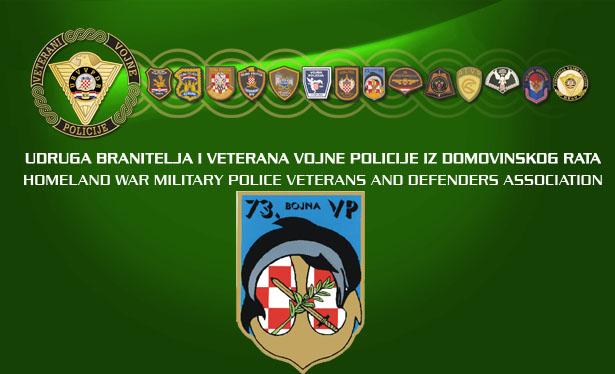 Split: 73. bojna Vojne policije proslavlja 20. obljetnicu