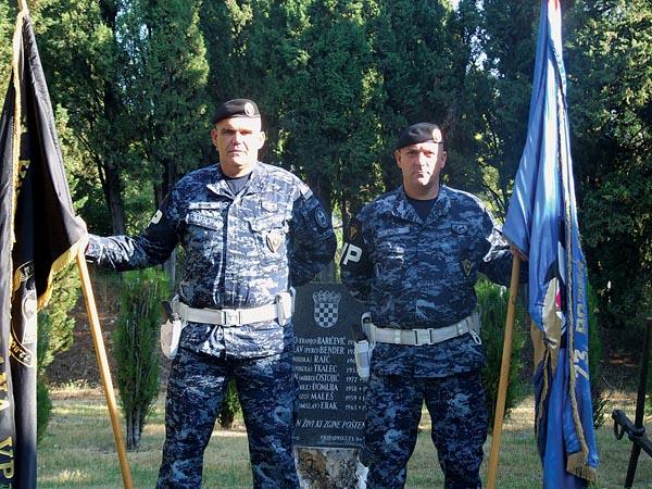 Obljetnica 73. bojne Vojne policije