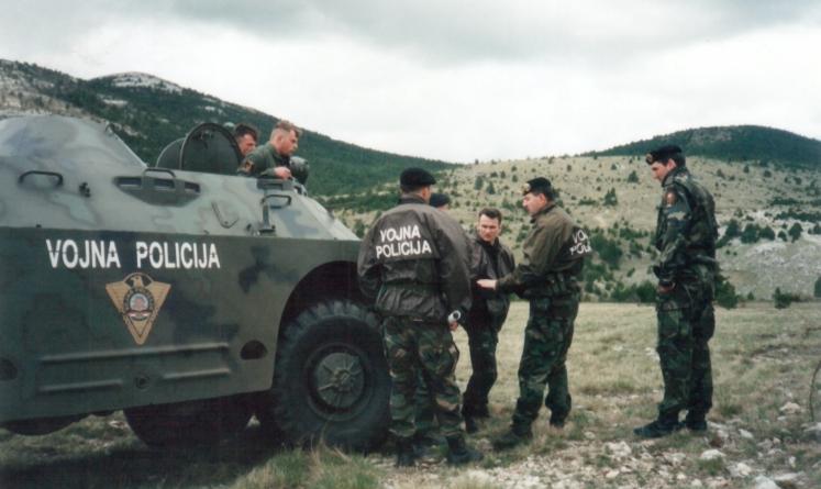 Split: Pogledajte priču o 72. bojni Vojne policije