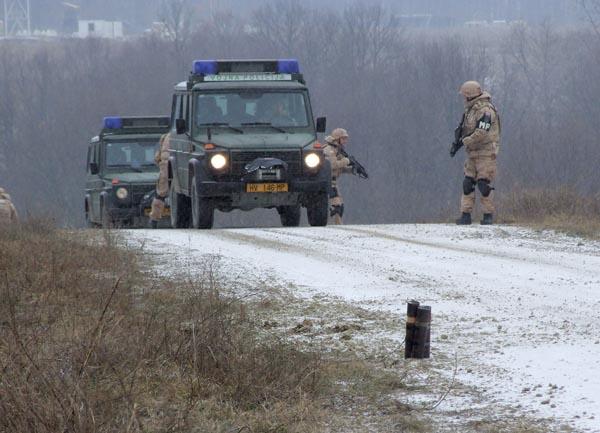 vojna policija hrvatski ponos