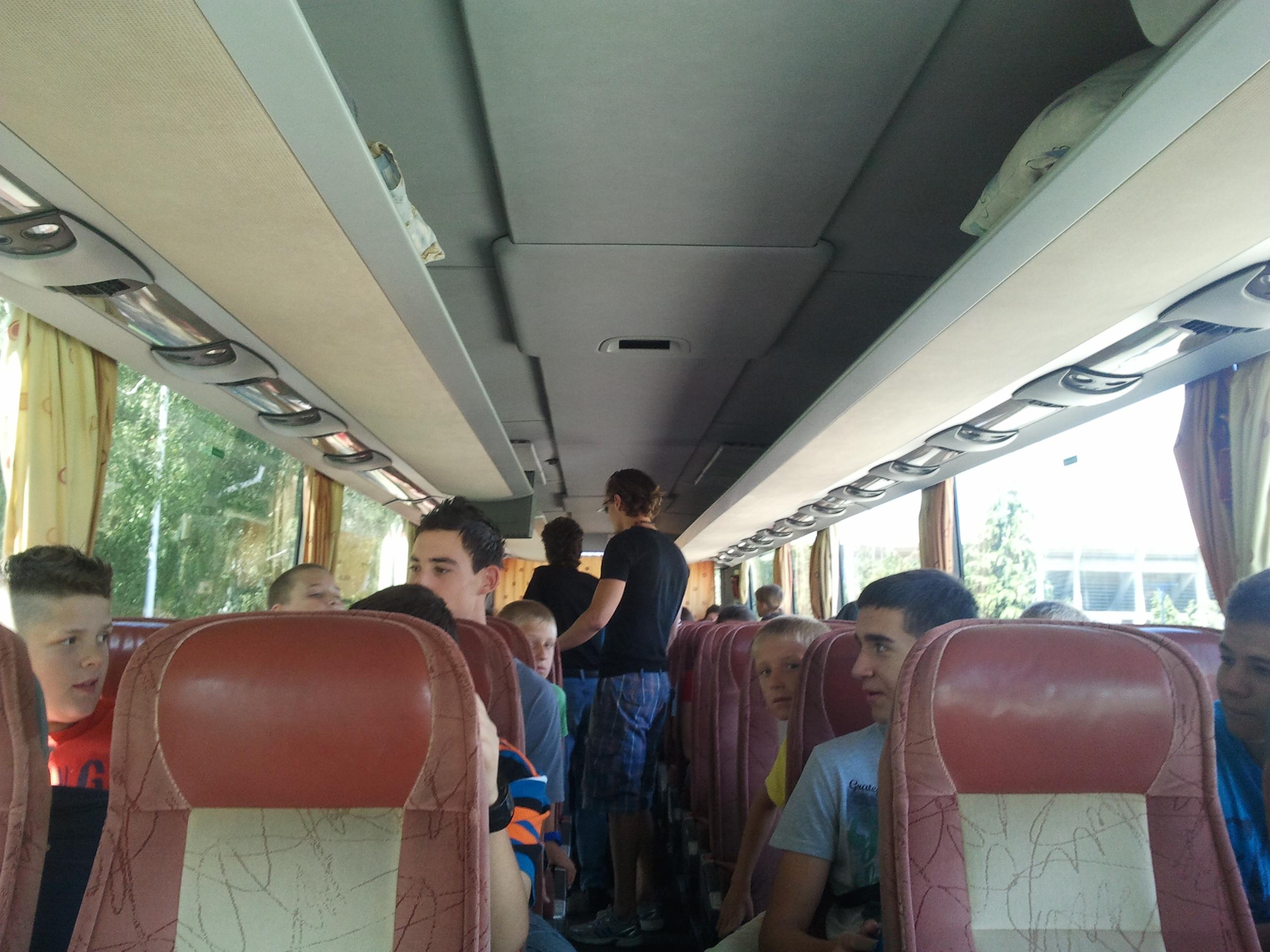 Odlazak djece članova UBVVPDR na ljetovanje u Dugu Uvalu