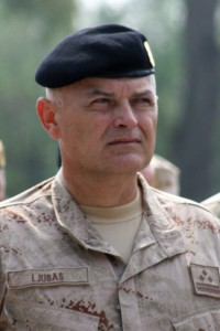 Brigadir Željko Ljubas