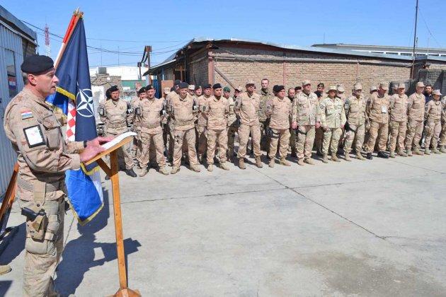 Deset godina VP OS RH u operaciji ISAF u Afganistanu