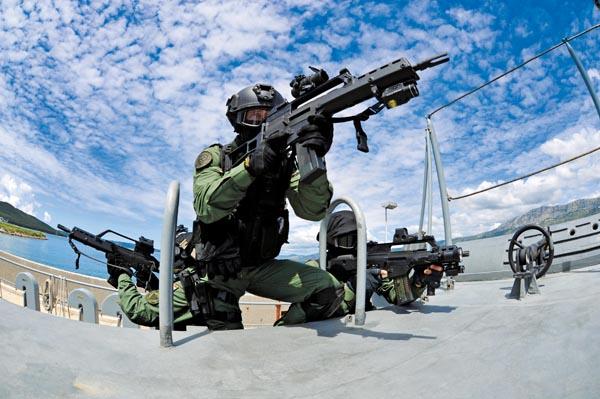 Satnija specijalne Vojne policije PVP