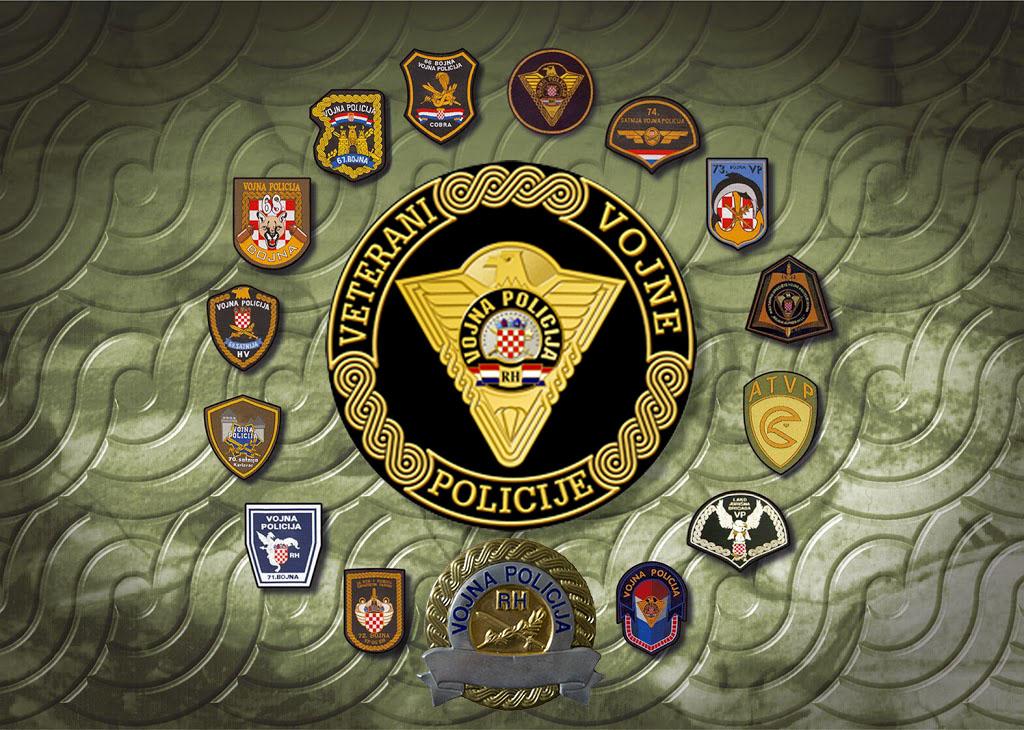 znakovlje vojne policije