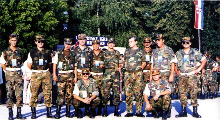 Predstavljamo SsVP 2.brigada ZNG RH