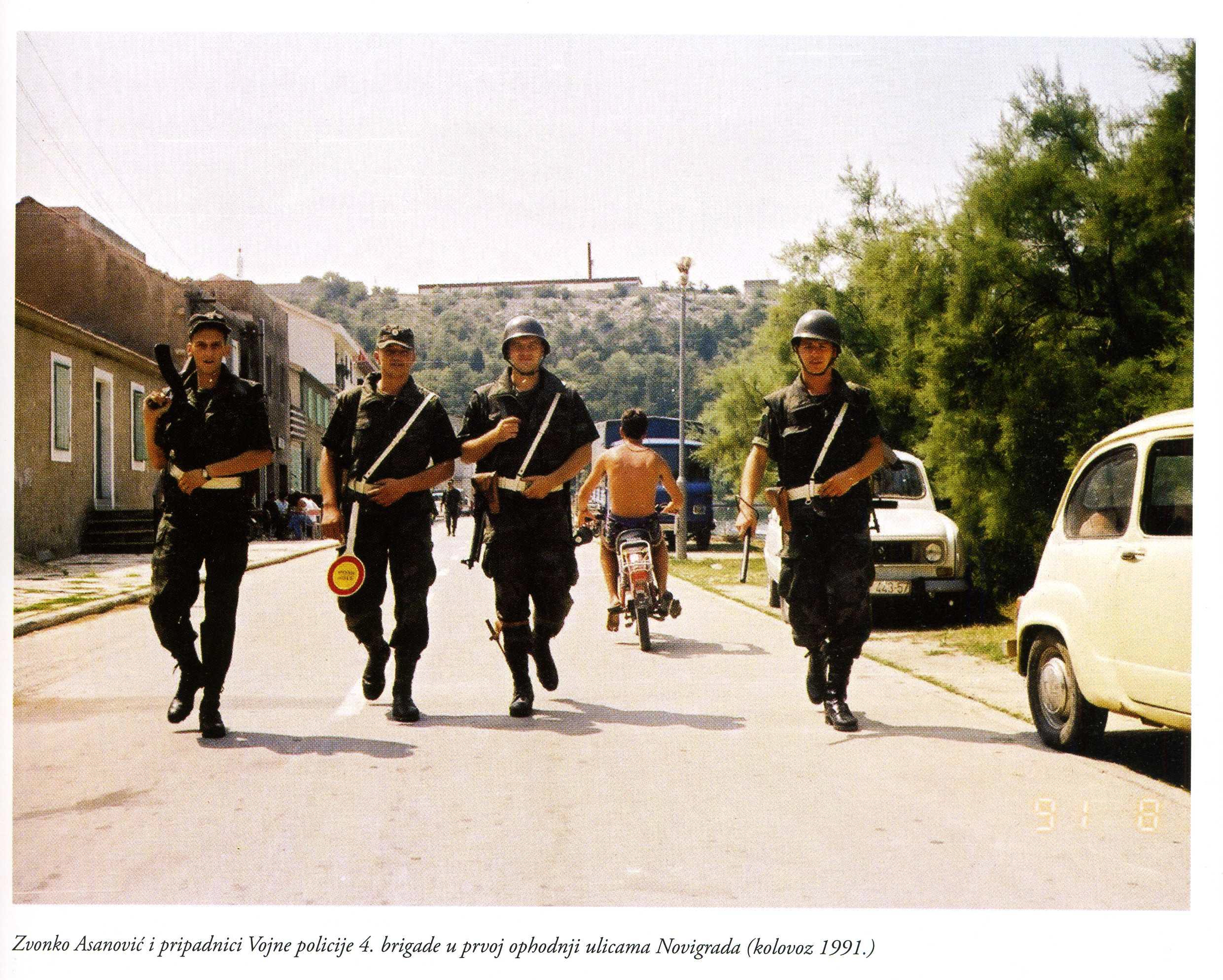 vojna policija 4 brigade
