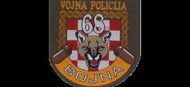 68. bojna Vojne policije