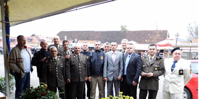 22. hodočašće Hrvatske vojske, policije i branitelja u Mariju Bistricu