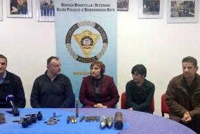 Dobrovoljna predaju oružja i minsko-eksplozivnih sredstava